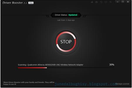 Free Download Driver Boster V 2.1 Full Serial Key 02