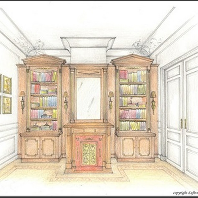 Regency library part II