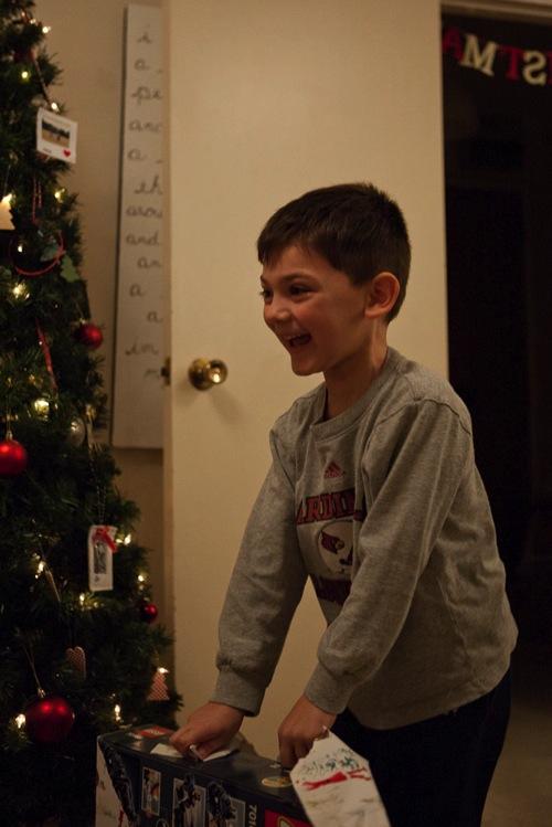 Jayce Christmas 2