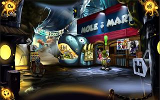 Screenshot of City of Secrets 2 Episode 1