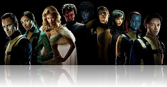 X-men first class photo