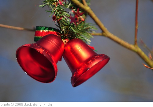 'christmas bells tockholes 2009' photo (c) 2009, Jack Berry - license: http://creativecommons.org/licenses/by/2.0/