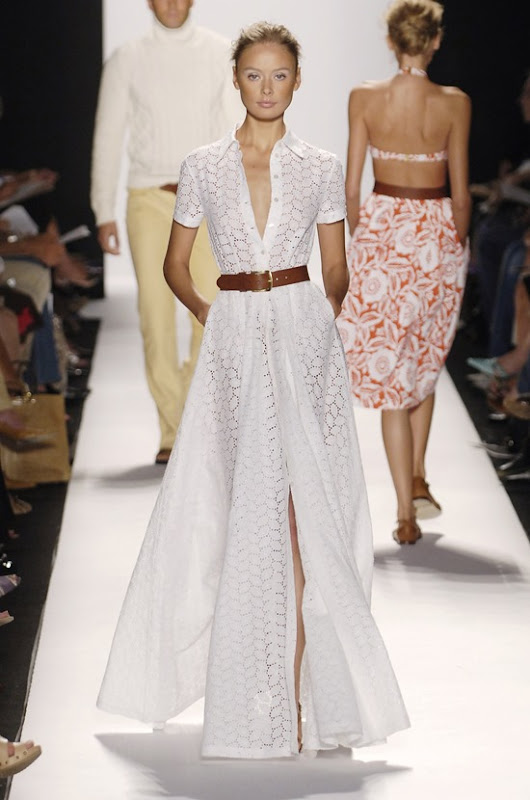Michael Kors Spring 2006 inguna