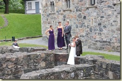 Wedding in the Castle (Small)