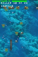 Screenshot of Submarine Aliens