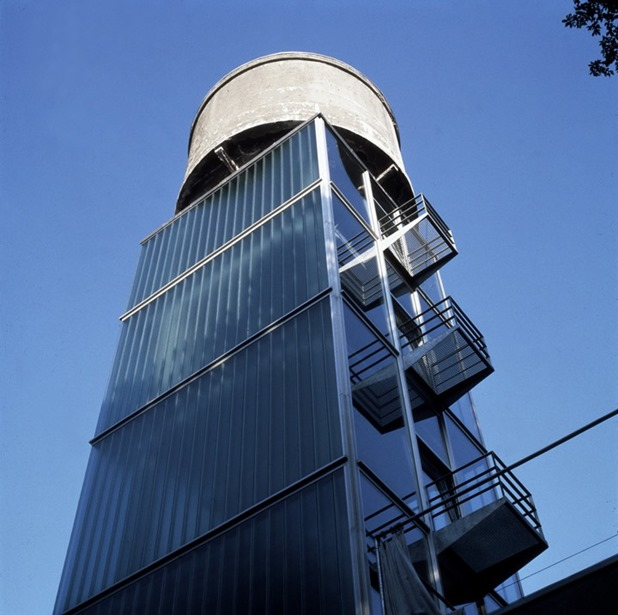 water tower house by crepain binst 7