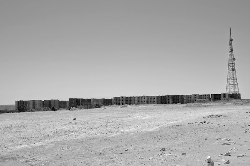 Konut Distopyaları I : Çöl