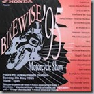 BikeWise Show Posters