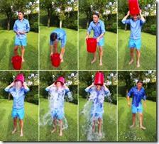 Ice Bucket Challenge di Matteo Renzi
