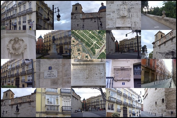 23 - la plaza poeta llorente