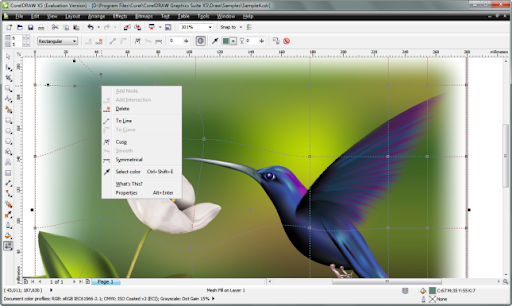 Descargar CorelDRAW Graphics Suite X5 gratis