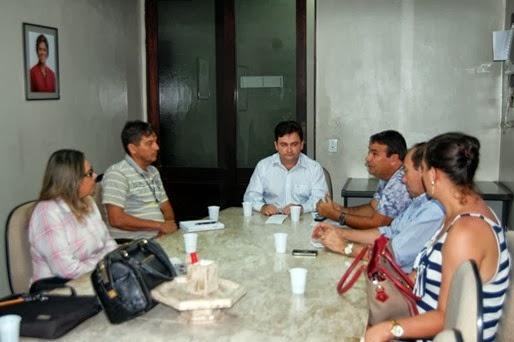 Reunião Seara e prefeitos