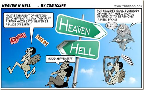 heaven paradise atheism god bible jesus humor (1)