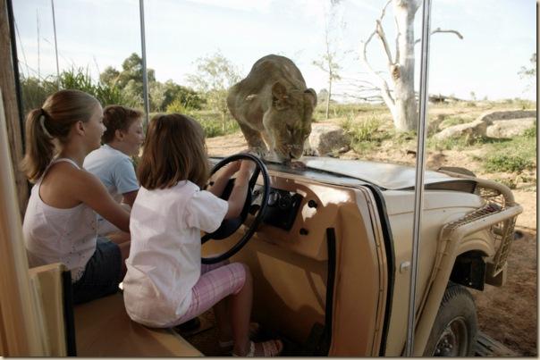 Werribee Open Range Zoo, Melbourne