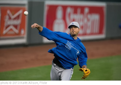 'Josh Beckett' photo (c) 2013, Keith Allison - license: http://creativecommons.org/licenses/by-sa/2.0/