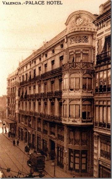 Luis Cernuda en el hotel  palace_Hotel Palace 1909