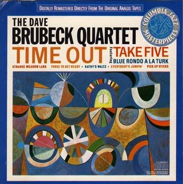 J - Dave Brubeck