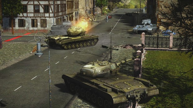 World Of Tanks: Xbox 360 Edition  to be free to all Xbox 360 gamers this weekend
