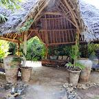 Matemwe Beach Lodge, Sitzecke im Garten © Foto: Angelika Krüger | Outback Africa Erlebnisreisen
