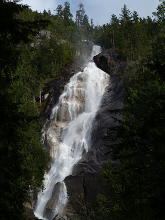 Imagini Canada: cascada Shannon