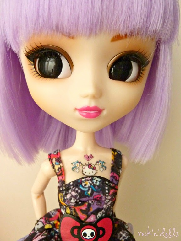 pullip tokidoki x hello kitty violetta review 57