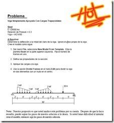 Problemas resueltos SAP2000