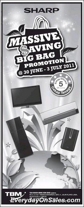 Sharp-Massive-Saving-Big-Bag-promotion-2011-EverydayOnSales-Warehouse-Sale-Promotion-Deal-Discount