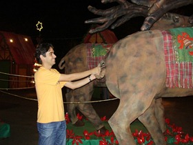 Natal em Araxá