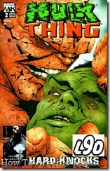 P00002 - Hulk vs The Thing - Hard Knocks #2