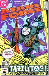 P00016 - Atari Force #16