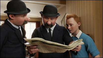 The Adventures of Tintin - The Secret of the Unicorn - 2