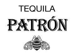 PatronBeeTequila_logo_BW
