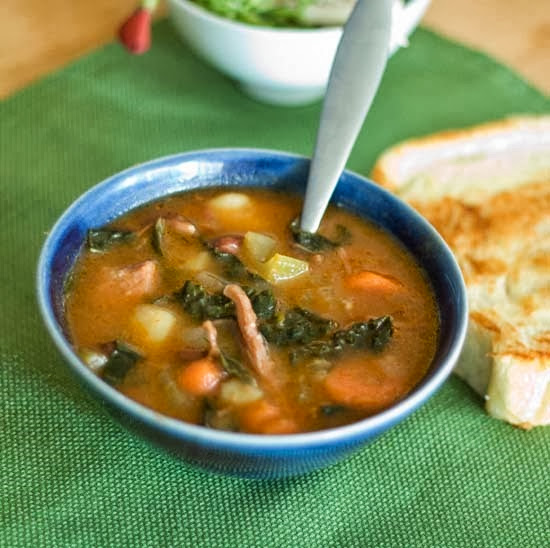 portuguese bean soup001