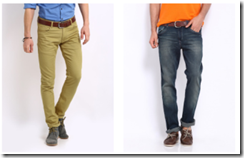 Myntra: Get 50% off on John Players' Jeans at Rs. 849 only