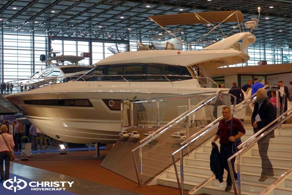 Международная выставка яхт и катеров в Дюссельдорфе 2014 - Boot Dusseldorf 2014