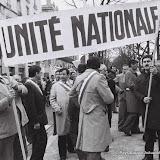 Et les élus  manifestent contre le nationalisme
