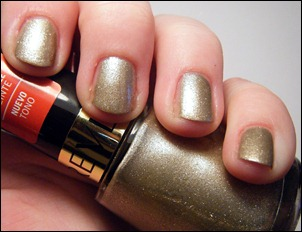 Revlon Catty Nail Polish Swatch