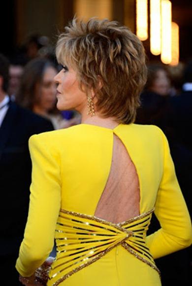 Jane Fonda de Versace 2