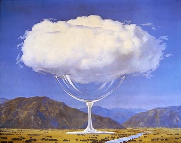Magritte - La Corde Sensible (1960)