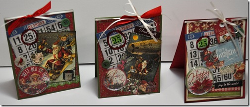 CHRISTMAS CARDS 10