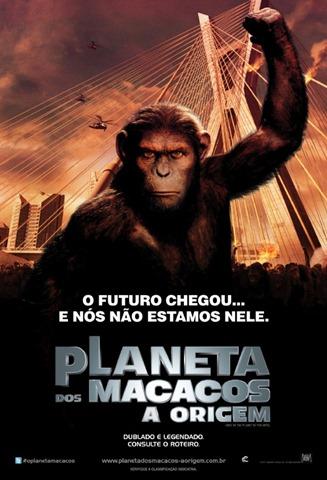 Planeta dos Macacos Origem