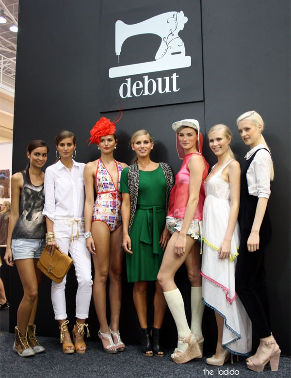 Fashion Exposed Debut 2013 Finalists
