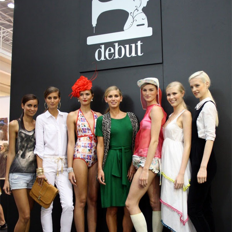 Fashion Exposed: Debut Finalists