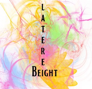 Laterbeight's first cover, obviously based on the Beatles.