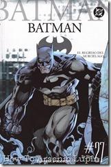 P00027 - Coleccionable Batman #27 (de 40)