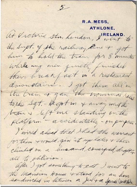 22 Jan 1919 5