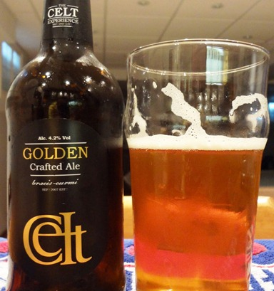 Celt Golden Crafted Ale
