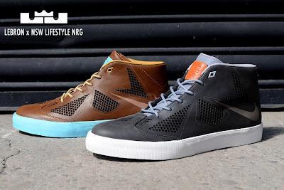 nike lebron 10 sportswear gr lifestyle hazelnut stadium grey 1 04 Nike LeBron X NSW Lifestyle NRG Finally Gets a U.S. Release Date!