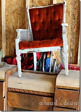 chippy chair