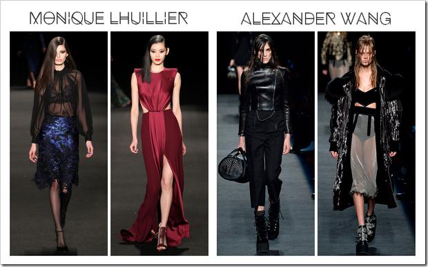 Lo mejor NY Fashion Week otoño 2015 01 Alexander Wang